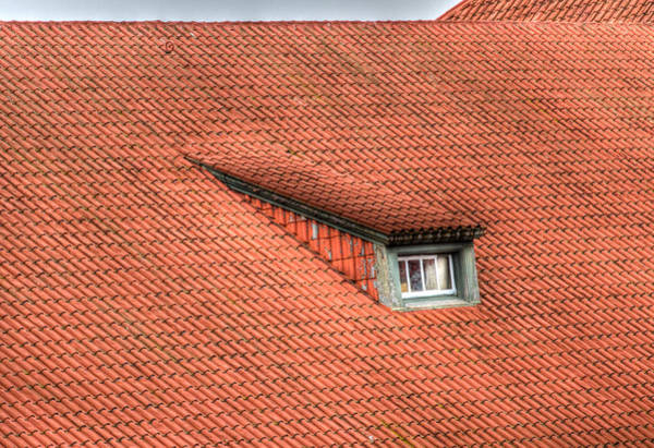 Photograph - Roof Design by Jean Noren