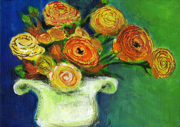 Painting - Rose Delight by Debbie Brown
