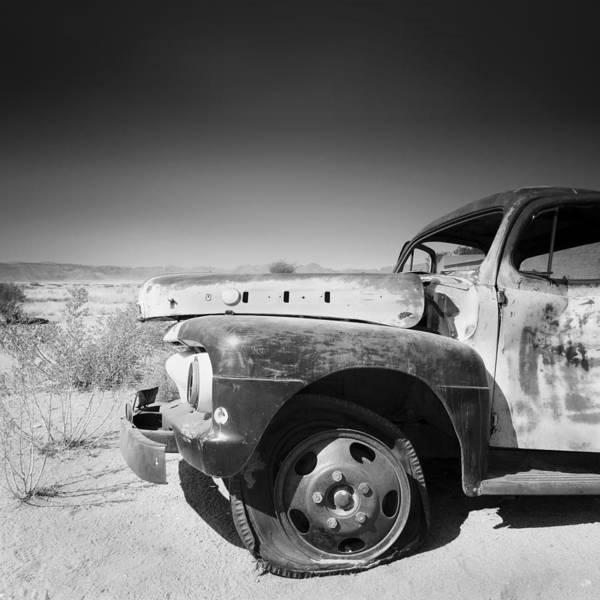 Car Wreck Wall Art - Photograph - Rotten Car by Nina Papiorek