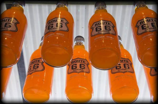 Soda Pop Wall Art - Photograph - Route 66 Soda by Ricky Barnard