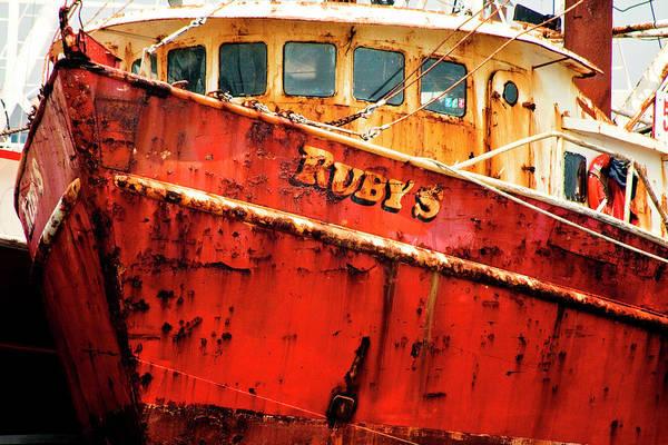 Photograph - Rubys by Tom Singleton