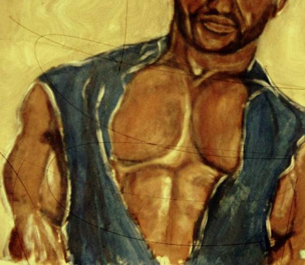 Male Mixed Media - Rugged by Joseph Ferguson