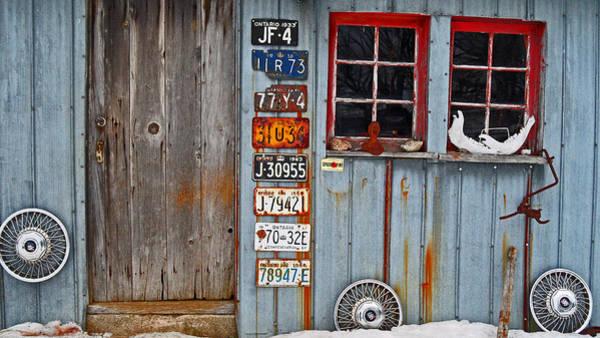 Photograph - Rustic Charm by Cyryn Fyrcyd