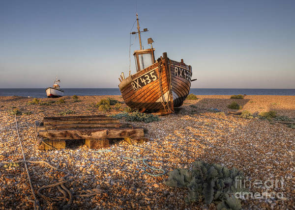 Wall Art - Photograph - Rx345 Dungeness Kent England by Lee-Anne Rafferty-Evans