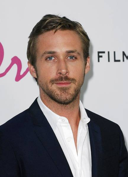 Ryan Gosling Photograph - Ryan Gosling At Arrivals For Drive by Everett