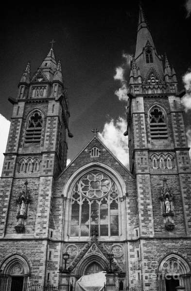 Sacred Heart Photograph - Sacred Heart Church Omagh County Tyrone Northern Ireland by Joe Fox