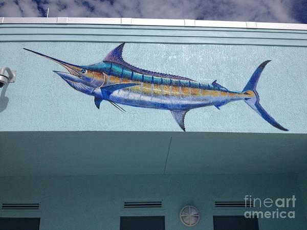 Wall Art - Painting - Sailfish Splash Park 1 by Carey Chen