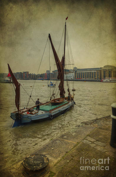 Photograph - Sailing Away... by Clare Bambers
