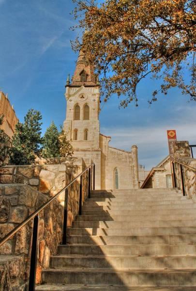 Photograph - Saint Joseph's Steps by Sarah Broadmeadow-Thomas