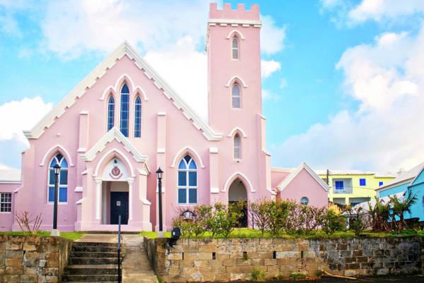 Photograph - Salvation Army Bermuda by Tom Singleton