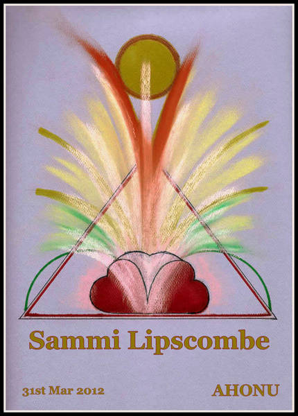 Painting - Sammy Lipscomb by Ahonu