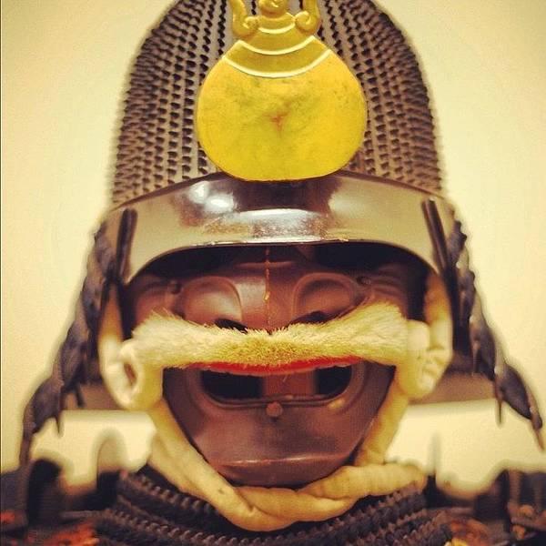 Katana Photograph - #samuraiarmour #samurai #armour by 🅿💀r1⃣©⚠◀ Qu1⃣5⃣p3⃣l