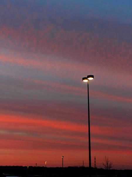 Photograph - San Antonio Sunset by Sarah Broadmeadow-Thomas