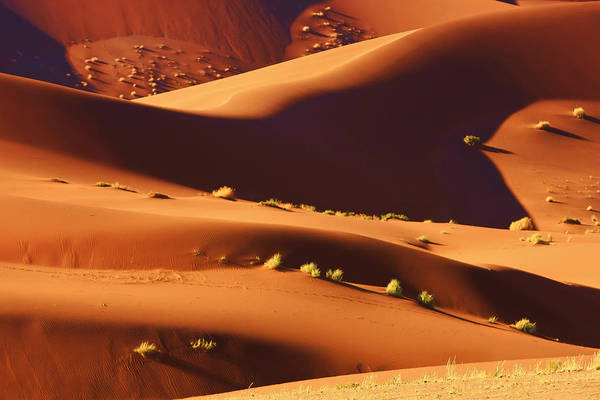 Photograph - Sand Mountains by Andy Bitterer