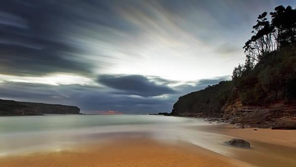 Photograph - Sand Of Wattamolla by Mark Lucey