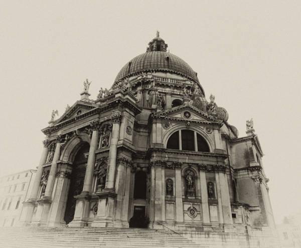 Photograph - Santa Maria Della Salute Venice by Bill Cannon