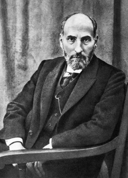 Cajal Wall Art - Photograph - Santiago Ramon Y Cajal, Histologist by