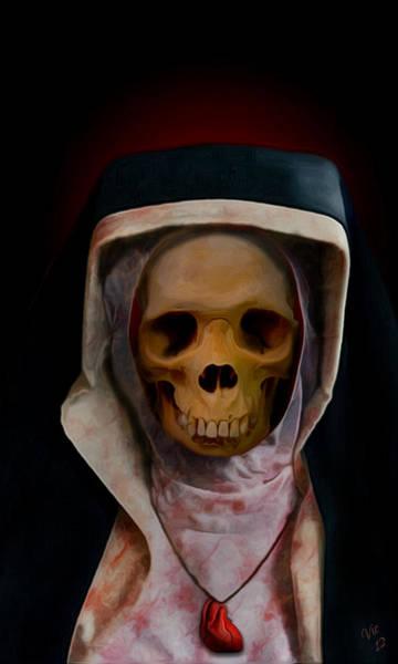 Sacred Heart Digital Art - Save My Soul by Vic Weiford