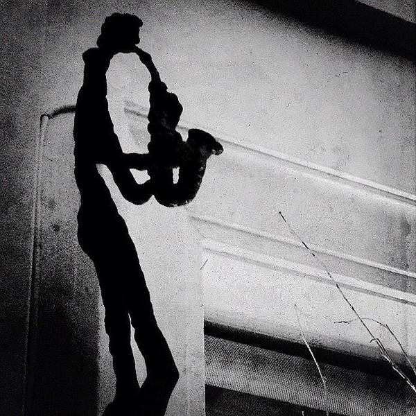 Celebrity Wall Art - Photograph - Saxophone by Natasha Marco