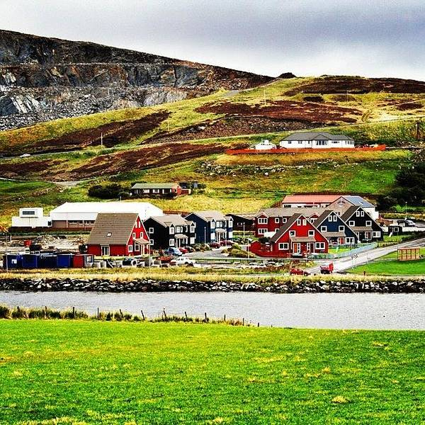 Wall Art - Photograph - Scalloway - Shetland Islands by Luisa Azzolini