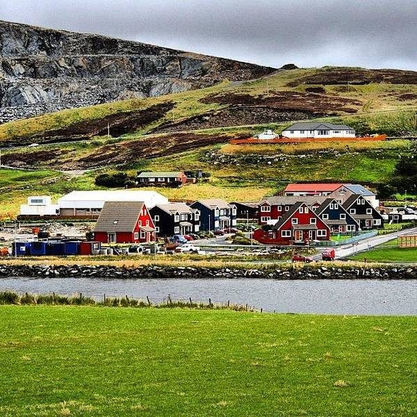 Home Wall Art - Photograph - #scalloway #shetland Islands by Luisa Azzolini