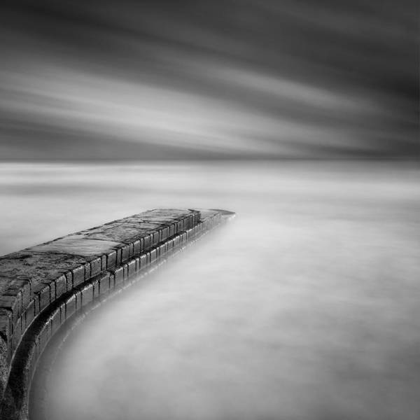 Wall Art - Photograph - Scarborough Jetty by Ian Barber