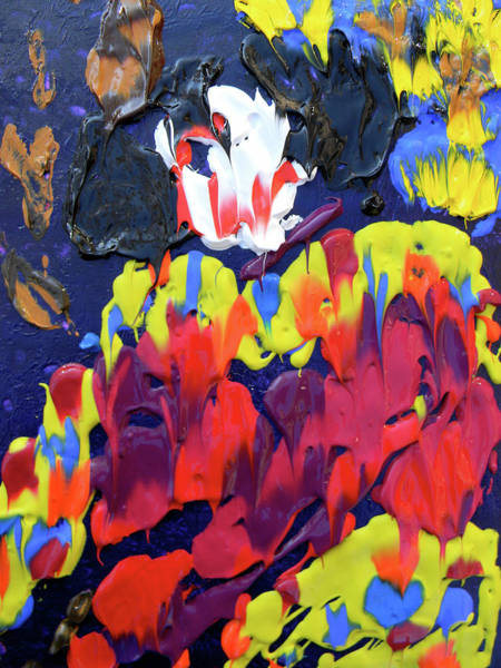 Painting - Scary Clown by Marwan George Khoury
