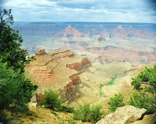 Photograph - Scenic Grand Canyon 10 by M K Miller