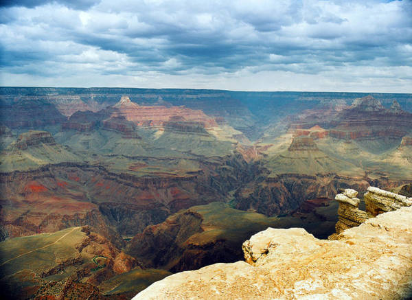 Photograph - Scenic Grand Canyon 23 by M K Miller