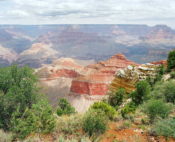 Photograph - Scenic Grand Canyon 27 by M K Miller