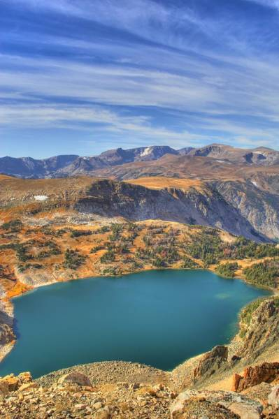 Scenic Highway Wall Art - Photograph - Scenic View From Bear Tooth Highway by Brad Scott