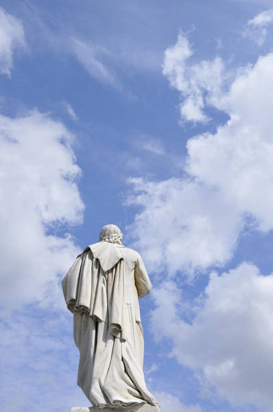 Photograph - Schiller Monument In Berlin by Matthias Hauser