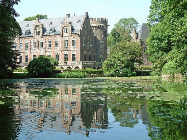 Photograph - Schloss Paffendorf Germany by Joseph Hendrix