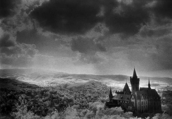 Dim Photograph - Schloss Wernigerode by Simon Marsden