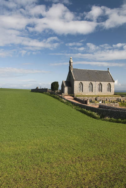 Wall Art - Photograph - Scotland Church by Gloria & Richard Maschmeyer