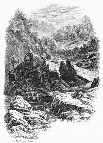 Photograph - Scotland: Dhruim Valley by Granger