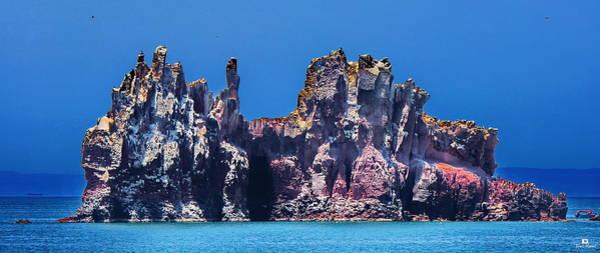 Wall Art - Photograph - Sea Of Cortez Island by Russ Harris