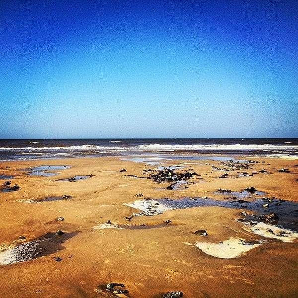 Norfolk Photograph - Sea Scape by Nathan Clarke