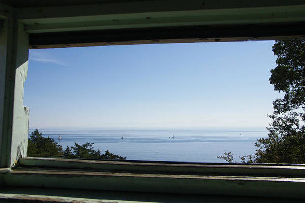 Photograph - Sea View by Marilyn Wilson