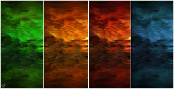Wall Art - Photograph - Seasons Change by Lourry Legarde