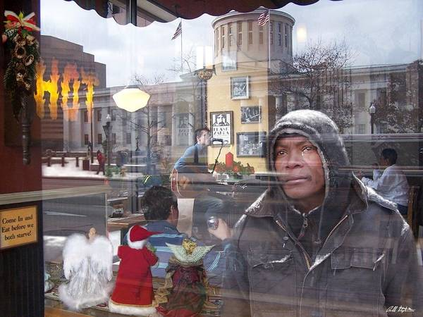 Humanity Digital Art - Seasons Greetings by Bill Stephens