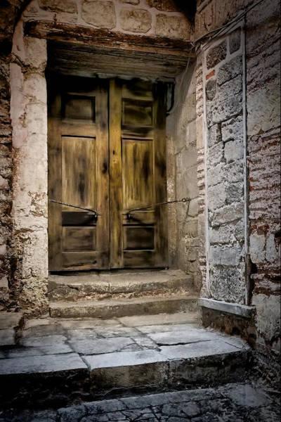 Photograph - Secret Doorway by Joan Carroll