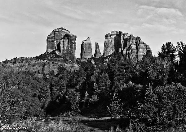 Photograph - Sedona Arizona by Bob and Nadine Johnston