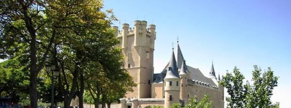 Photograph - Segovia Alcazar Castle Knights IIi In Spain by John Shiron