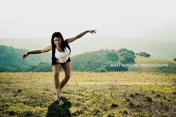 Photograph - Selena Portrait 01 by Matt Hanson