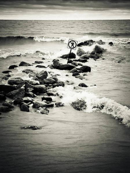 Photograph - Self-evident by RicharD Murphy