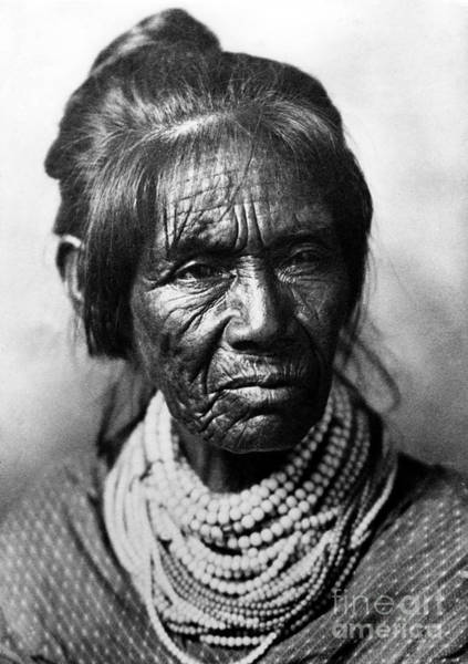 Photograph - Seminole Indian Of The Florida Everglades by Photo Researchers