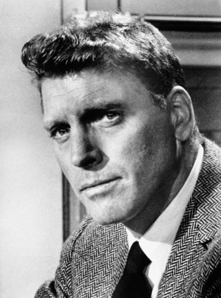 1958 Movies Photograph - Separate Tables, Burt Lancaster, 1958 by Everett