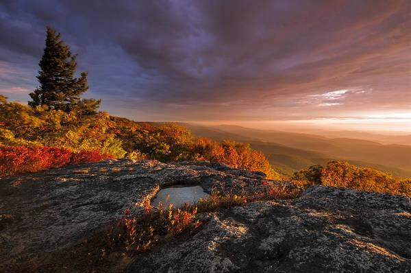 Joseph Photograph - September Dawn by Joseph Rossbach