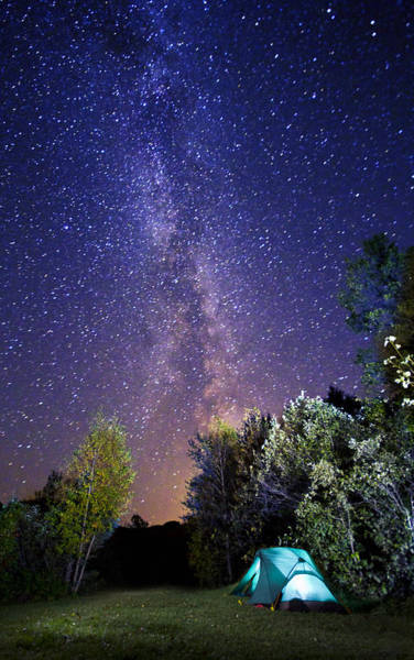 Camping Wall Art - Photograph - September Night Sky by Mircea Costina Photography